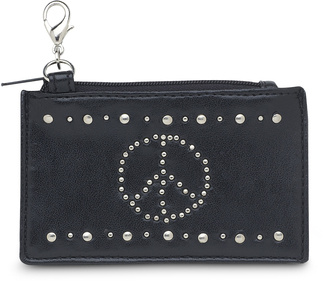 "Peace by LAYLA - 4.5"" x 2.75"" Coin Purse"