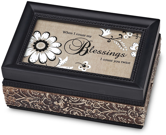 Blessings by Modeles - Modeles is a high quality line of hand crafted candle holders, angels, frames, plaques and music boxes. The designs are derived to make a unique look and come packed in a gift ready box. Designed by Pavilion Gift Company.