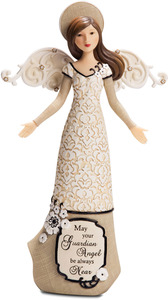 "Guardian Angel by Modeles - 9.5"" Angel"
