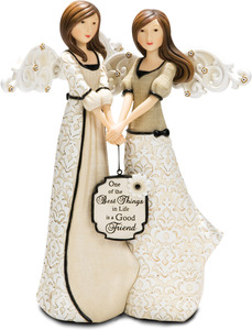 "Good Friends by Modeles - 7.5"" Angels"