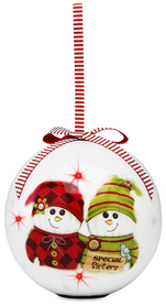 Special Sister by The Sockings - 100mm Blinking Ornament